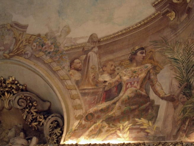 Capitole-salle des Illustres