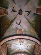 plafond d'entrée-rue du Taur