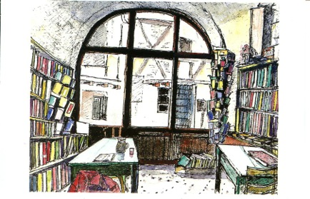 Sarrant-librairie tartinerie
