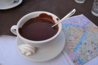 chocolat à San Stefano