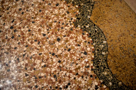 sol vénitien ancien