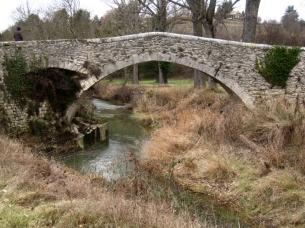 le pont sur l'Aiguebelle_1783