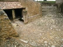 Forcalquier le lavoir romain_1804