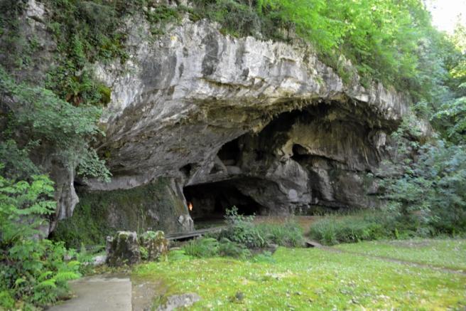 Sare entrée des grottes_2519