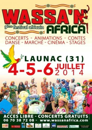 wassa-n-africa-2014-affiche