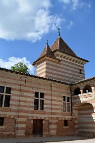 la cour du château_3206
