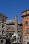 piazza da Minerva Rome-avril2013