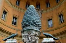 03_25avril_Vatican_cortile della Pigna