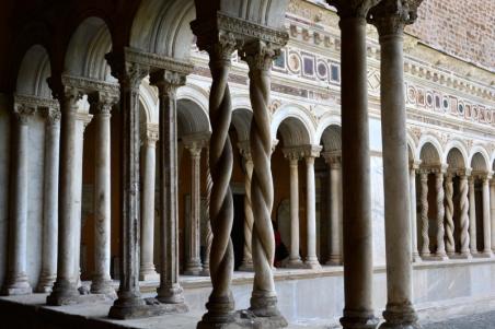 13_St Jean de Latran cloître
