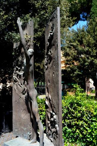 23_25avril_Vatican_dans le jardin