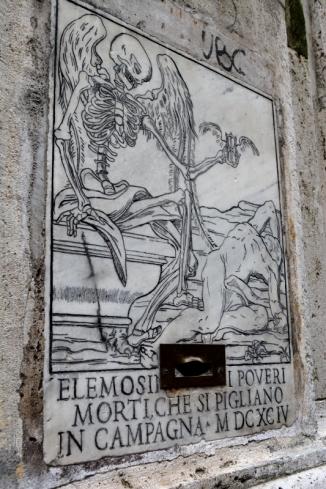 panneau église via Giulia-2