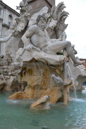 fontaine Navona-Danube ?