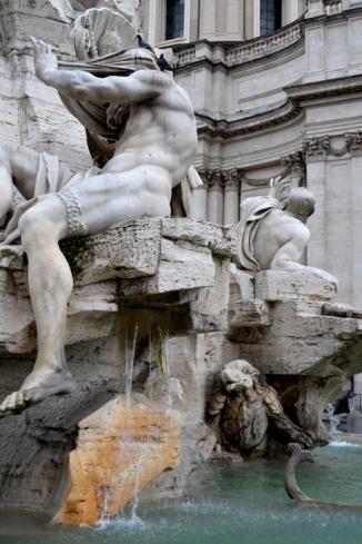 fontaine Navona-Nil