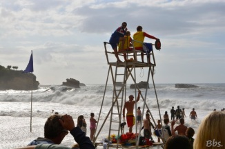 20août2016_2_mer forte à Biarritz