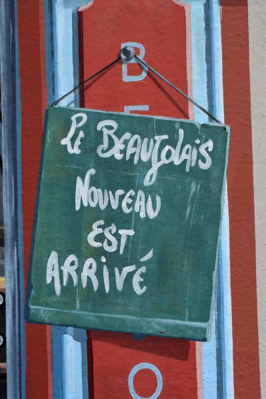Lubéron et Beaujolais…